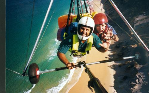 David CookmanSunshine Coast Hang Gliding - Accommodation Gold Coast