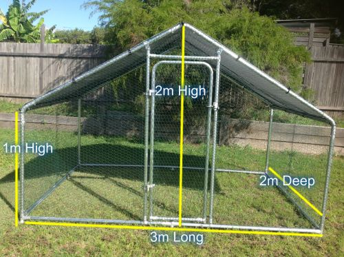 Maryriver Cages For Chickens Dogs Poultry - Accommodation Gold Coast