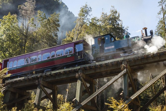 West Coast Wilderness Railway Queenstown Explorer from Strahan - Accommodation Gold Coast