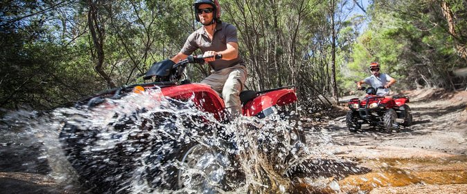 Quad Bike 2-Hour Adventure Freycinet National Park - Accommodation Gold Coast