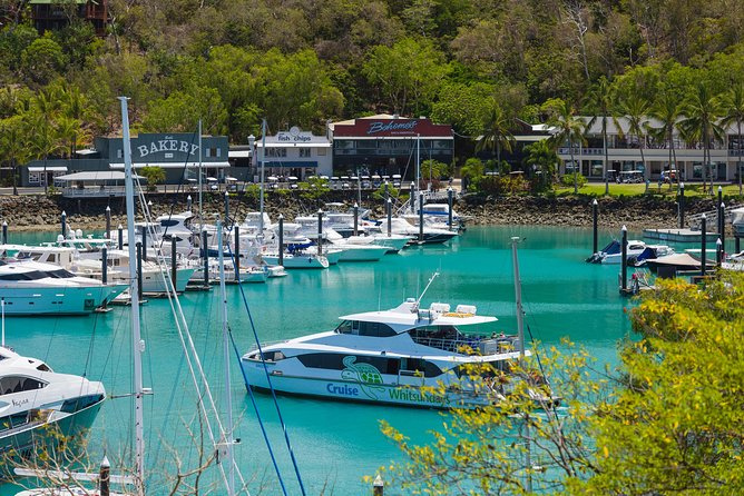 Whitsunday Islands Hopper Pass