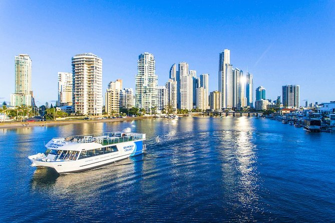 Gold Coast Sightseeing Cruise - Accommodation Gold Coast