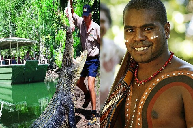 Hartley's Crocodile Adventures and Tjapukai Cultural Park Day Trip from Cairns - Accommodation Gold Coast