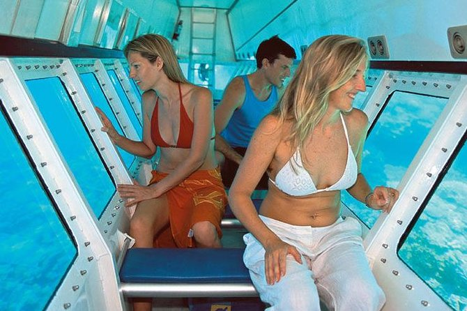 Quicksilver Outer Great Barrier Reef Snorkel Cruise from Palm Cove - Accommodation Gold Coast