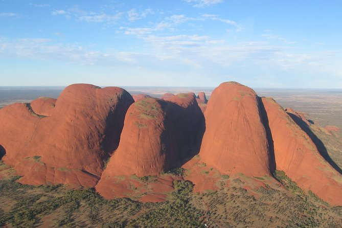 Kata Tjuta and Uluru Grand View Helicopter Flight - Accommodation Gold Coast