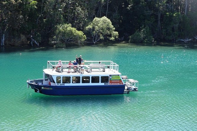 Brunswick Heads Rainforest Eco-Cruise - Accommodation Gold Coast
