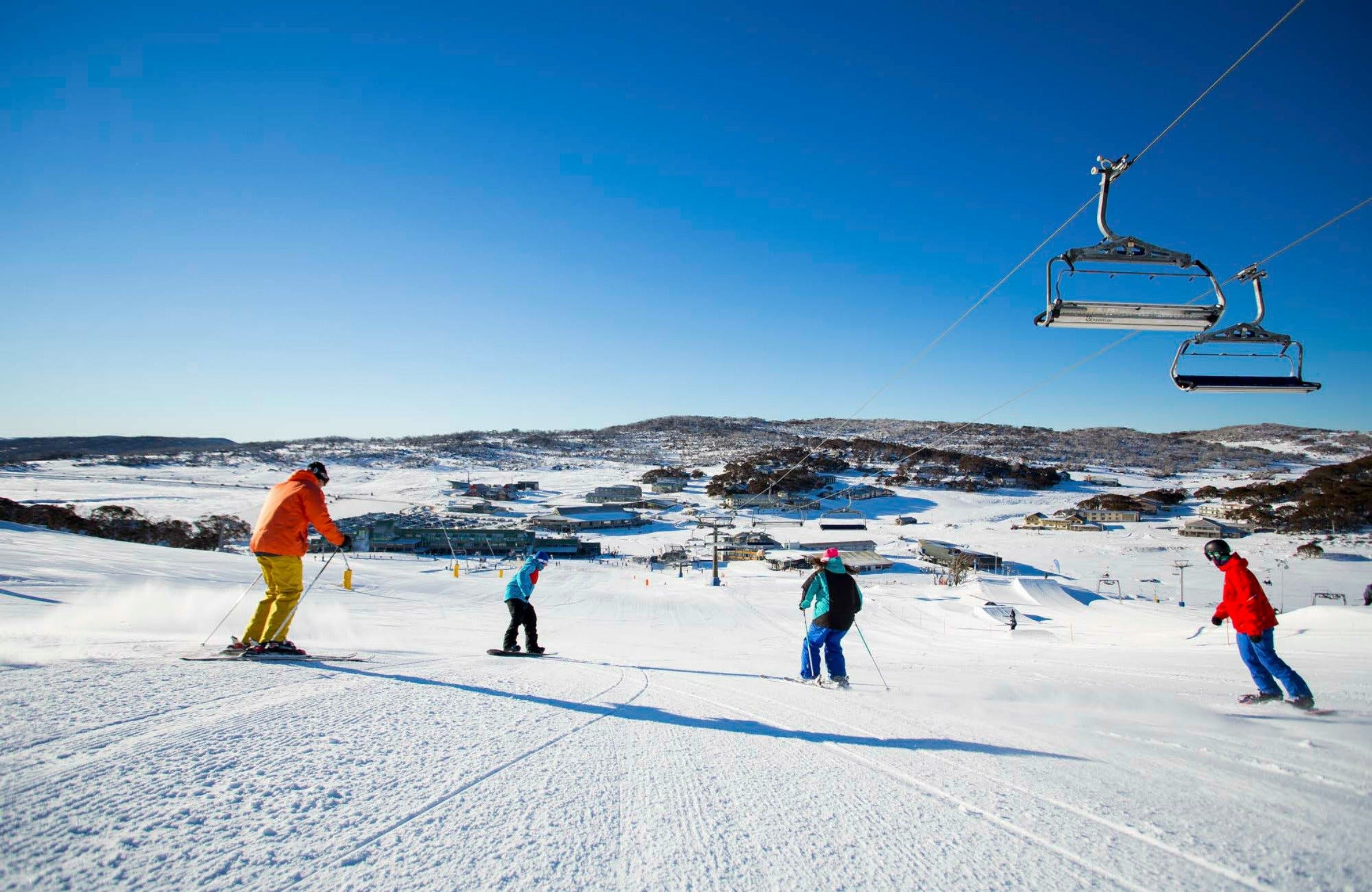 Perisher Valley - Accommodation Gold Coast