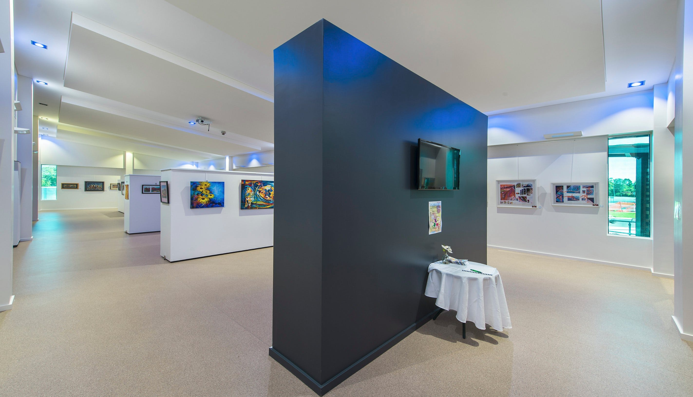 Banana Shire Regional Art Gallery - Accommodation Gold Coast