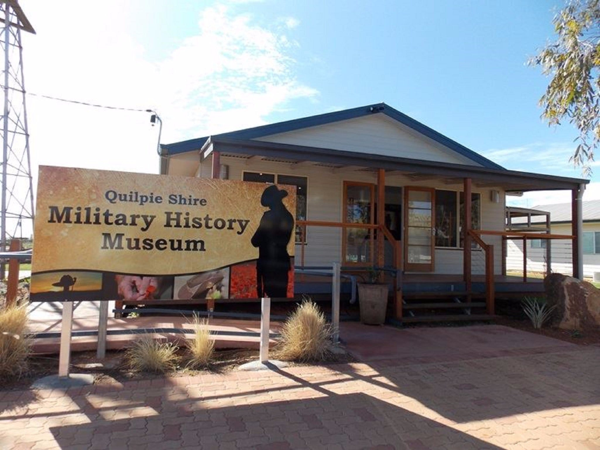Quilpie Shire Military History Museum - Accommodation Gold Coast