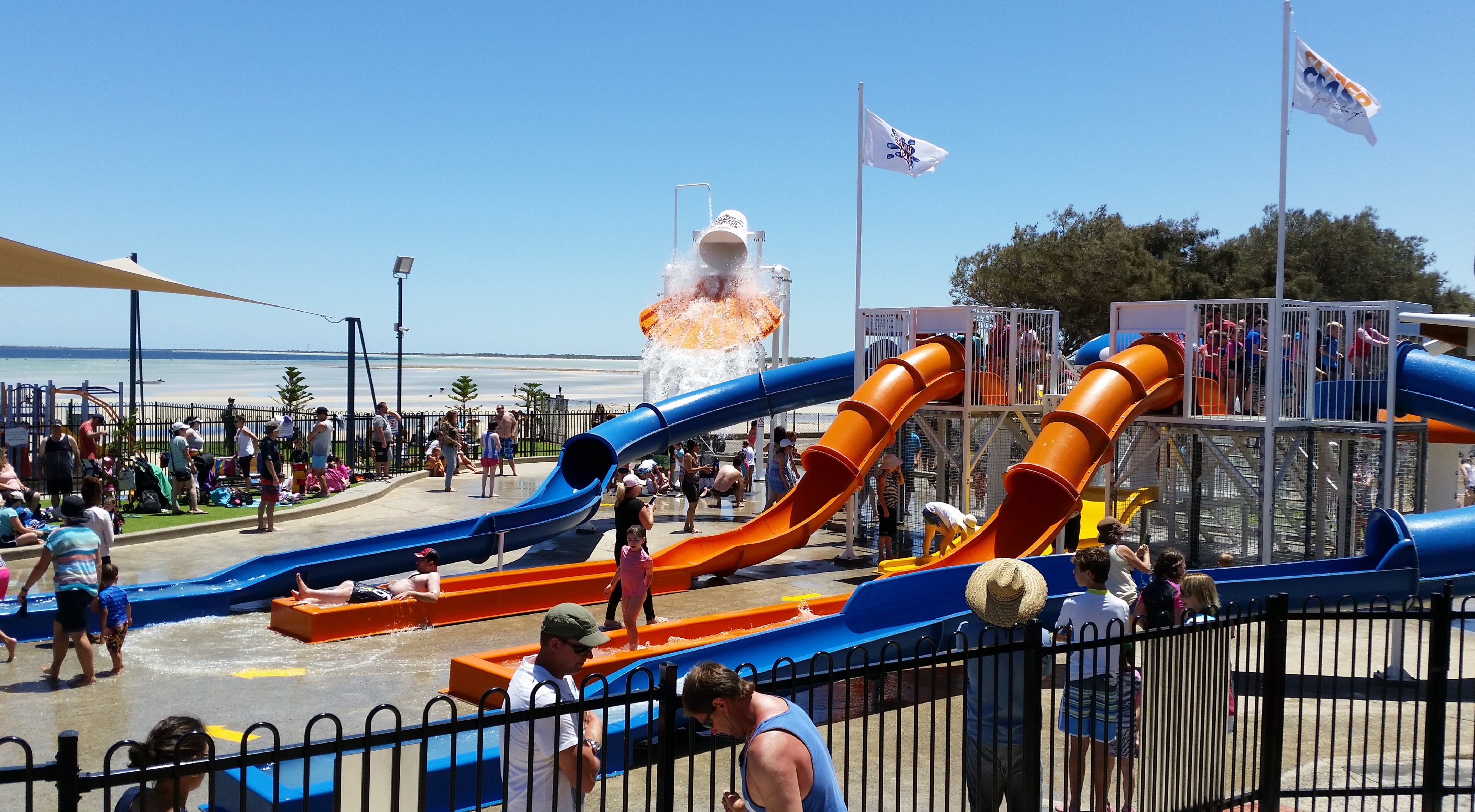 Splash Town - Copper Coast - Accommodation Gold Coast