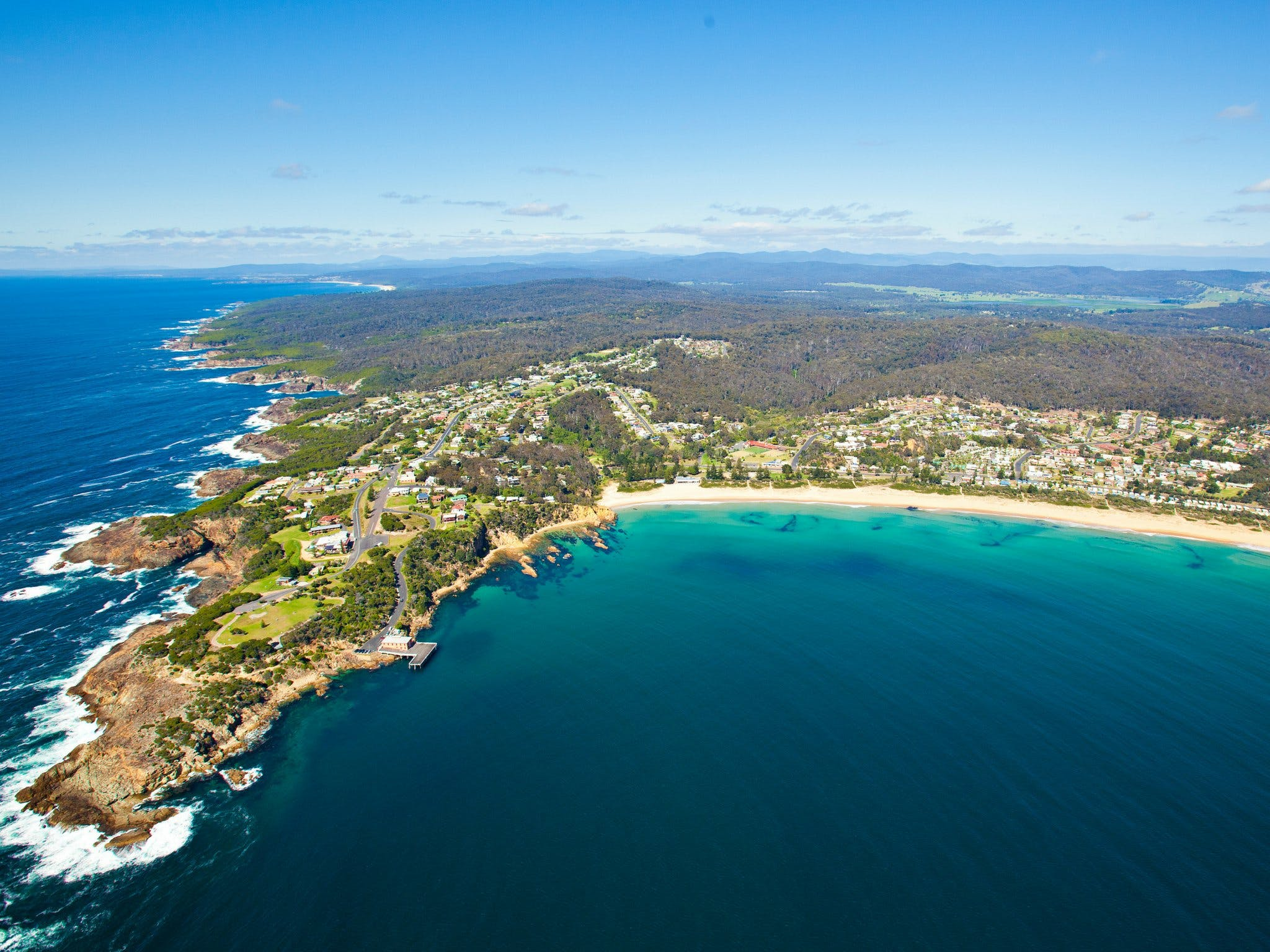 Tathra Beach - Accommodation Gold Coast