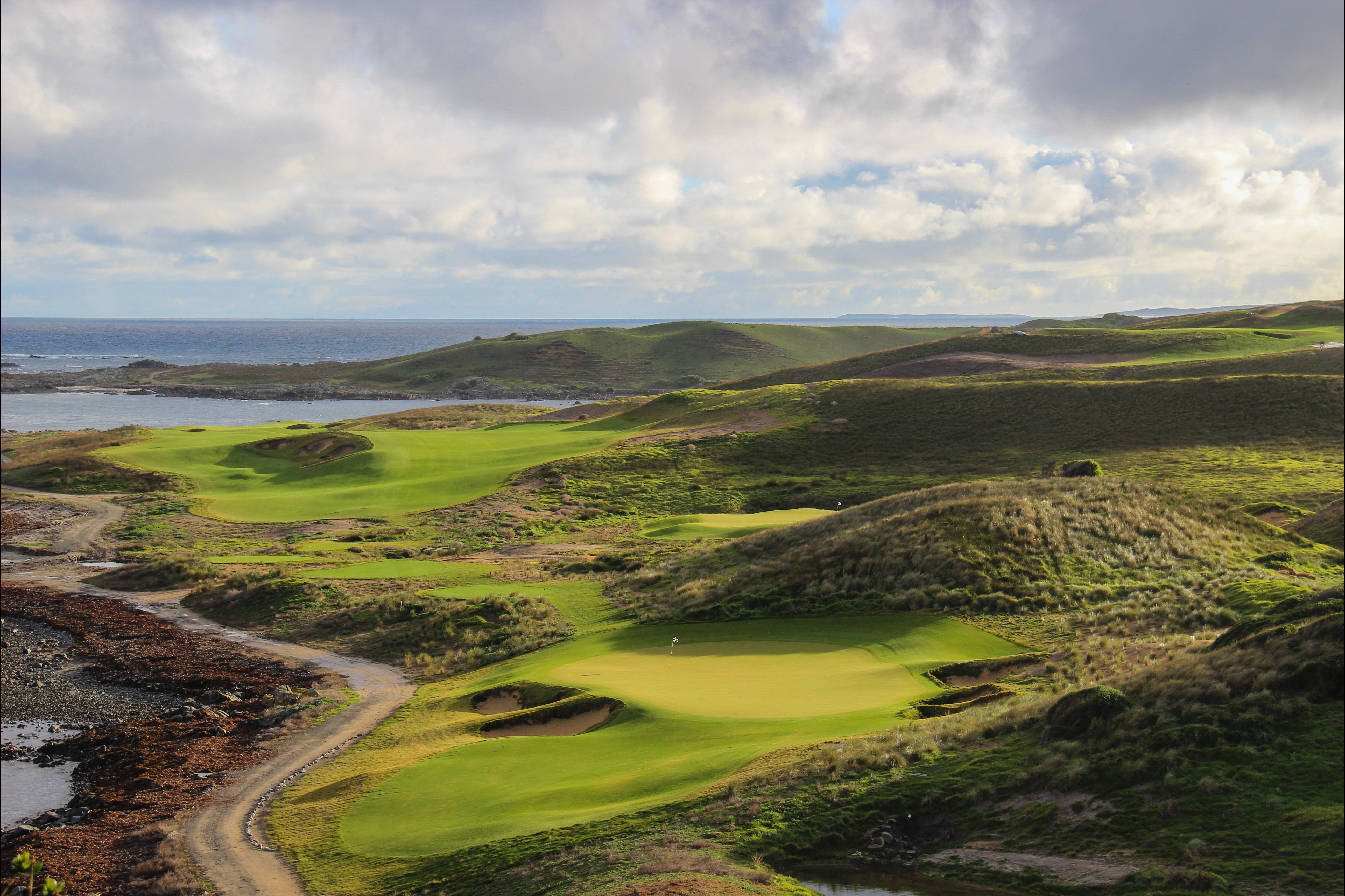 Ocean Dunes Golf Links King Island - Accommodation Gold Coast