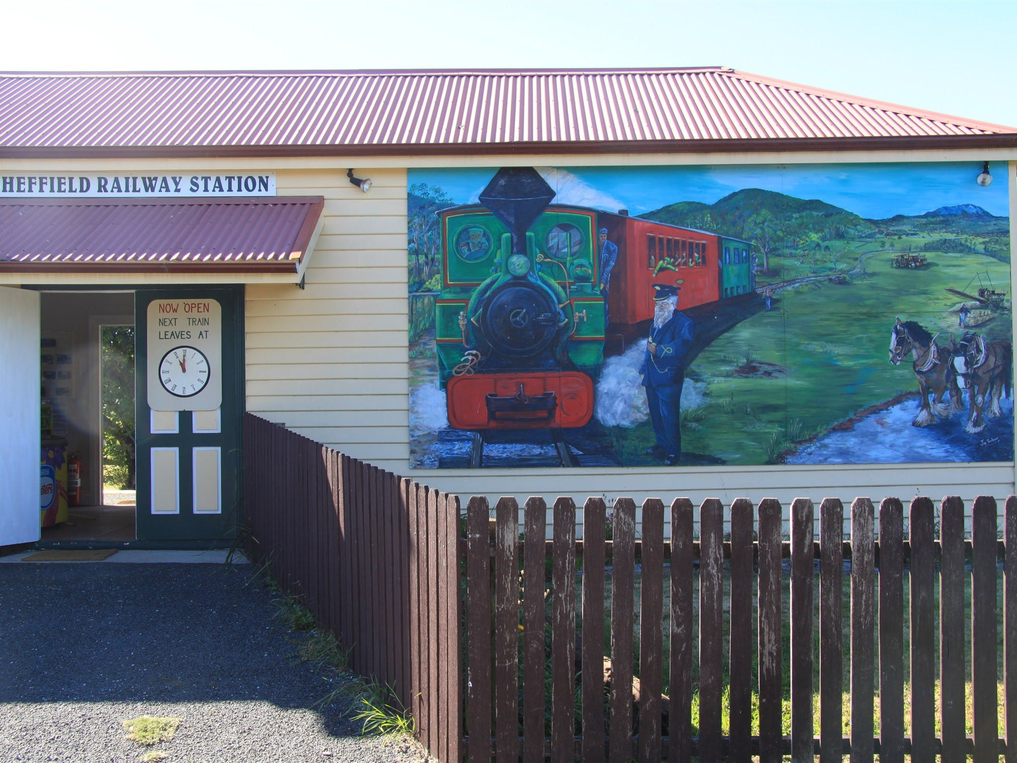 Redwater Creek Railway - Accommodation Gold Coast