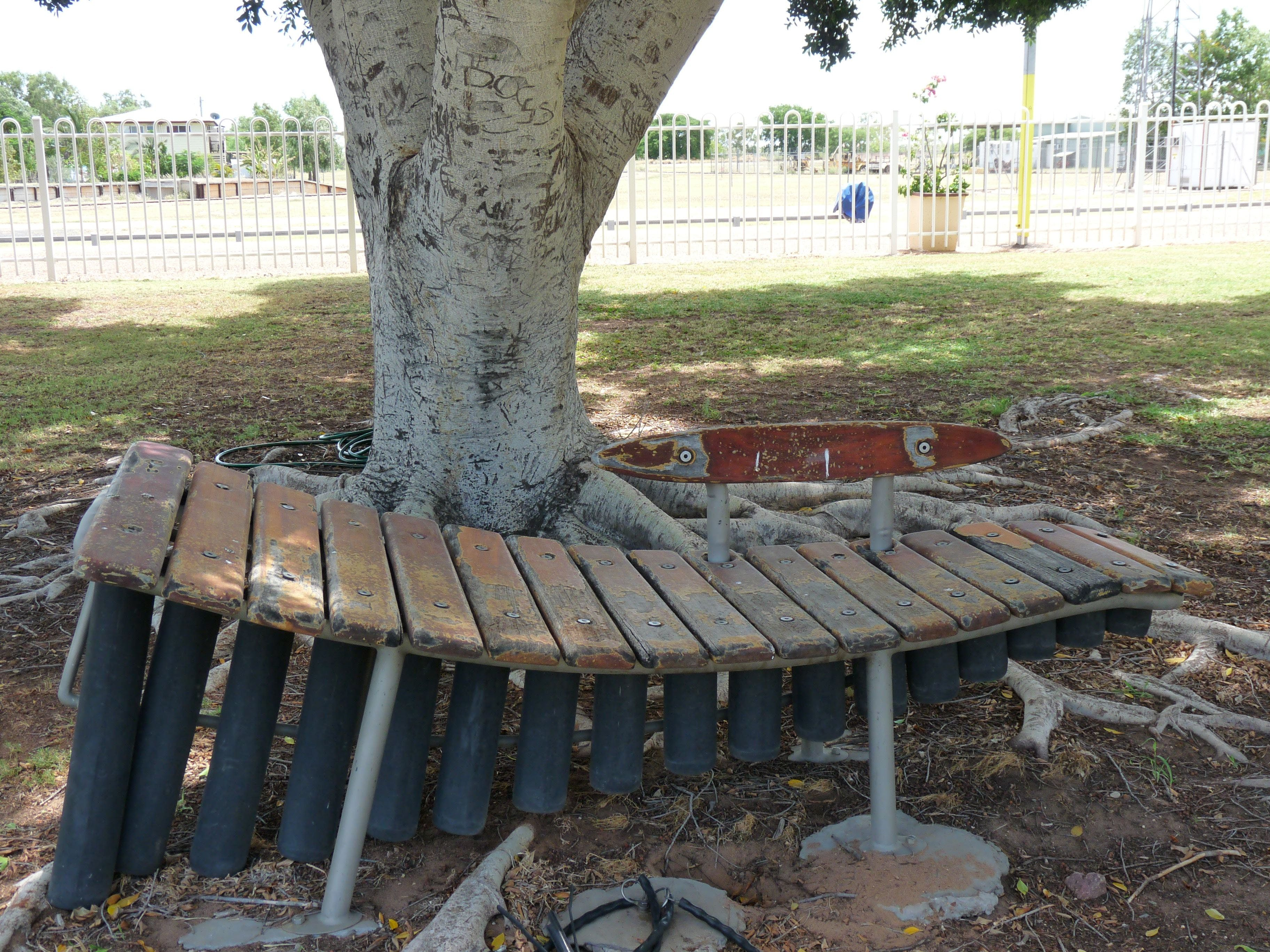Barcaldine Musical Instruments - Accommodation Gold Coast