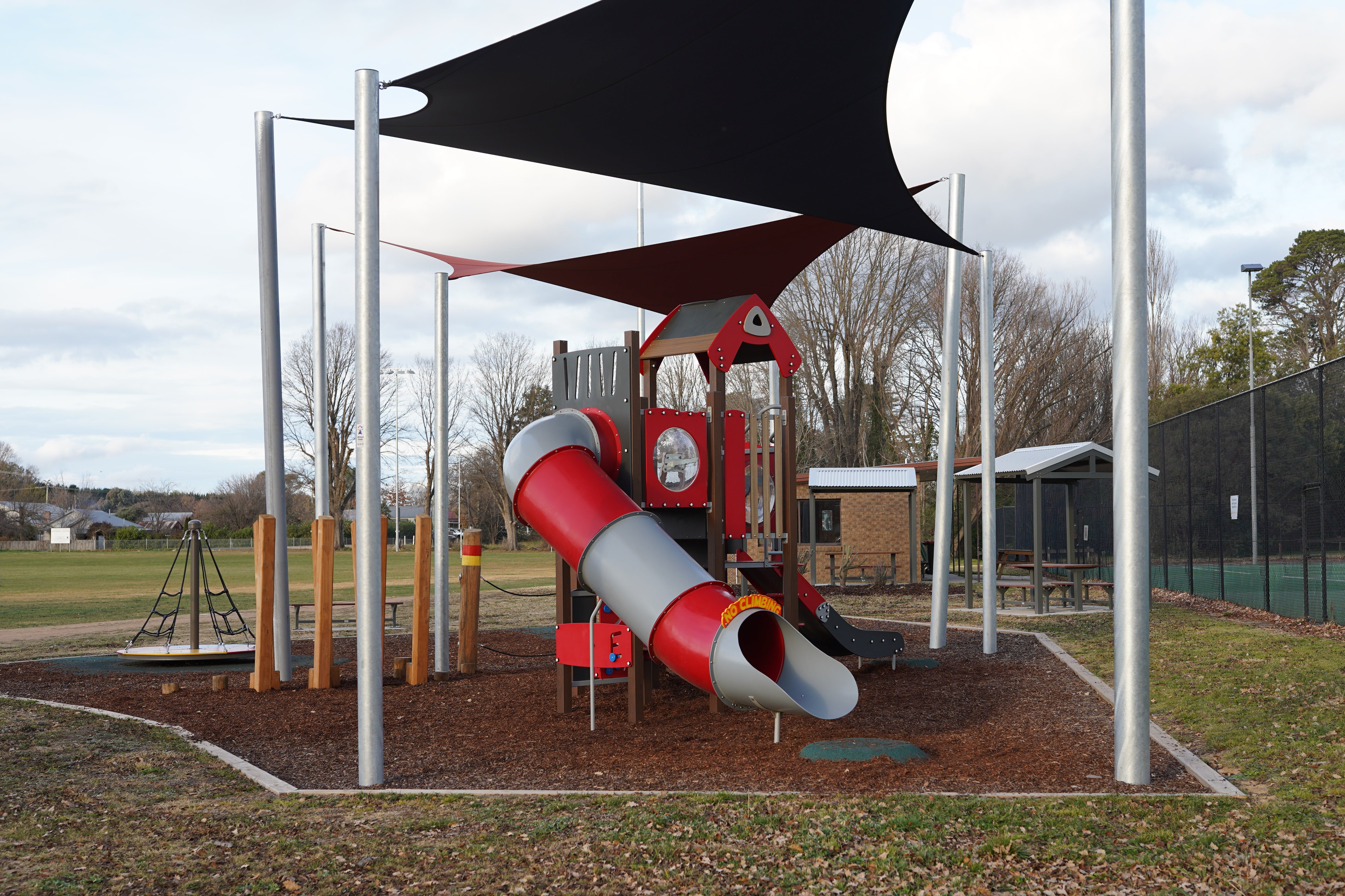 Braidwood Recreation Grounds and Playground - Accommodation Gold Coast
