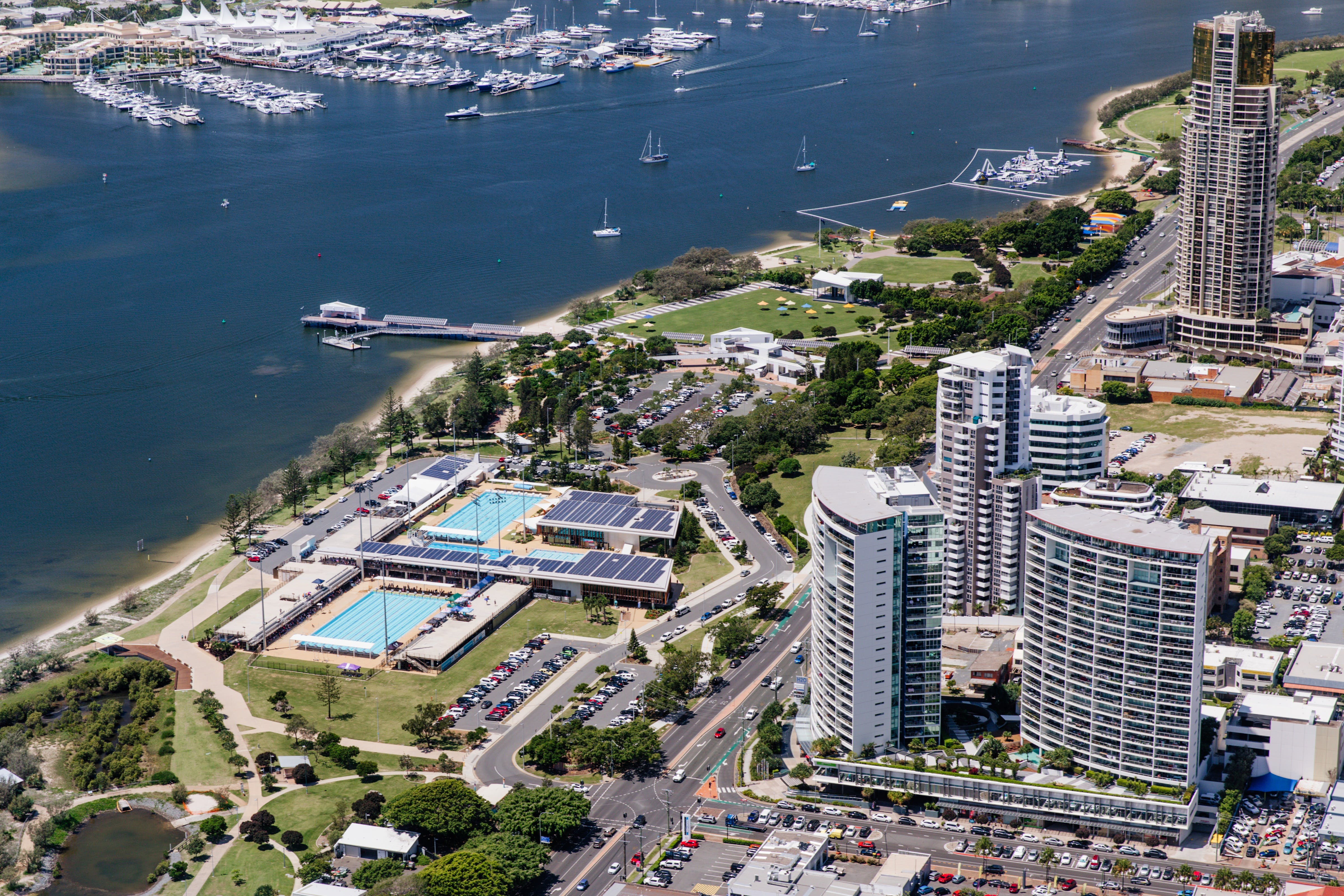 Gold Coast Aquatic Centre - Accommodation Gold Coast