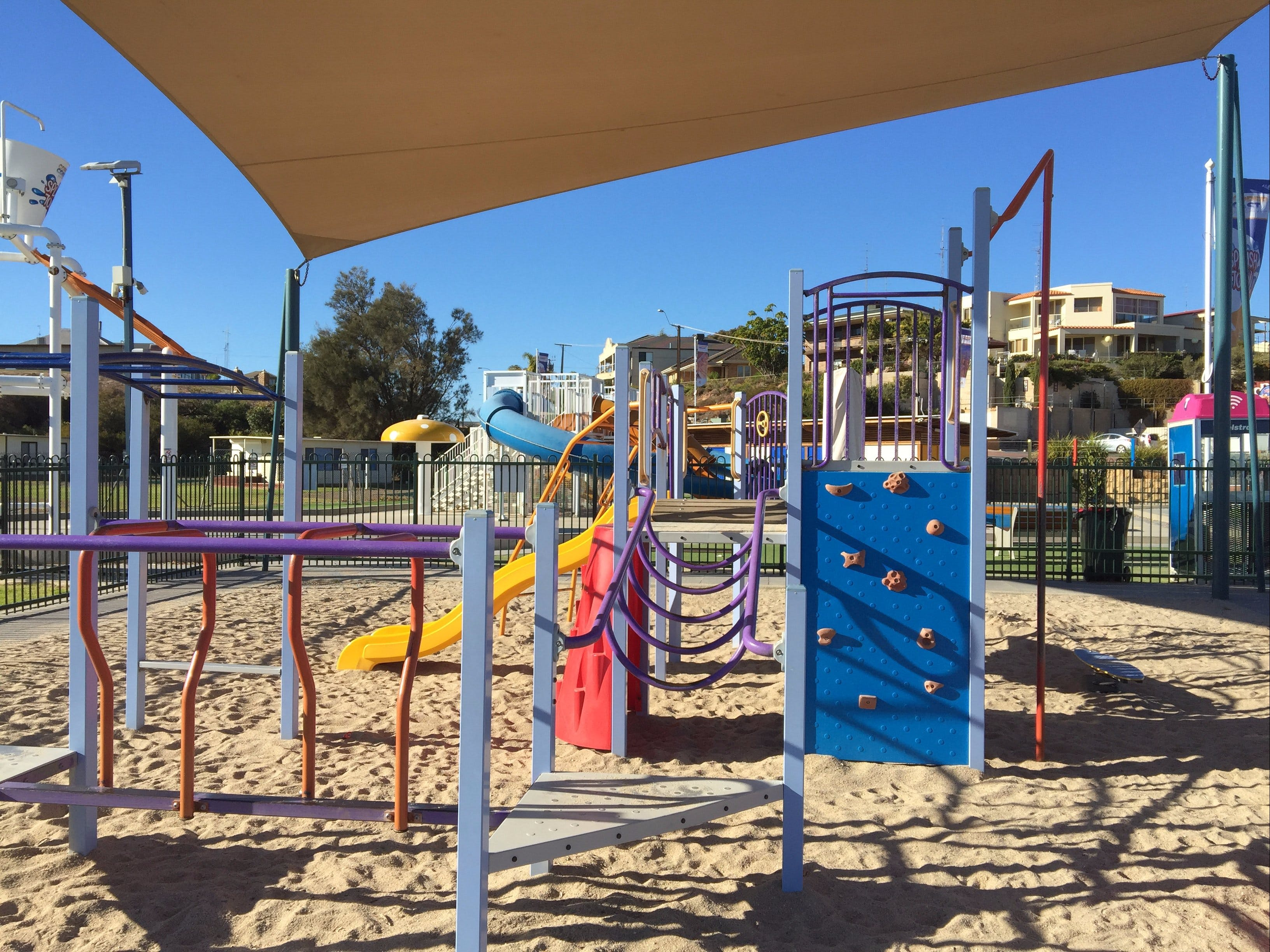 Moonta Bay Playground - Accommodation Gold Coast