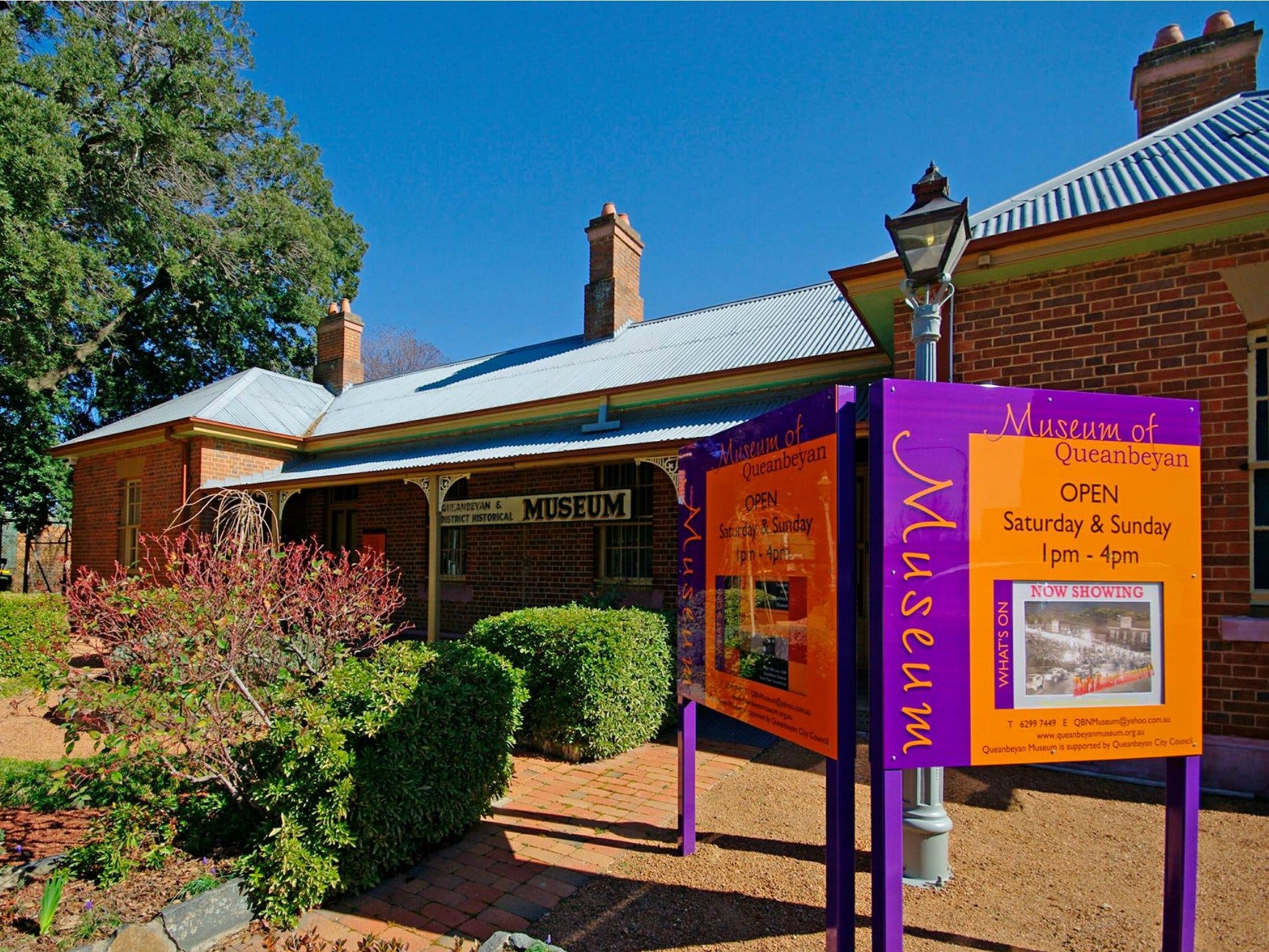 Queanbeyan Museum - Accommodation Gold Coast