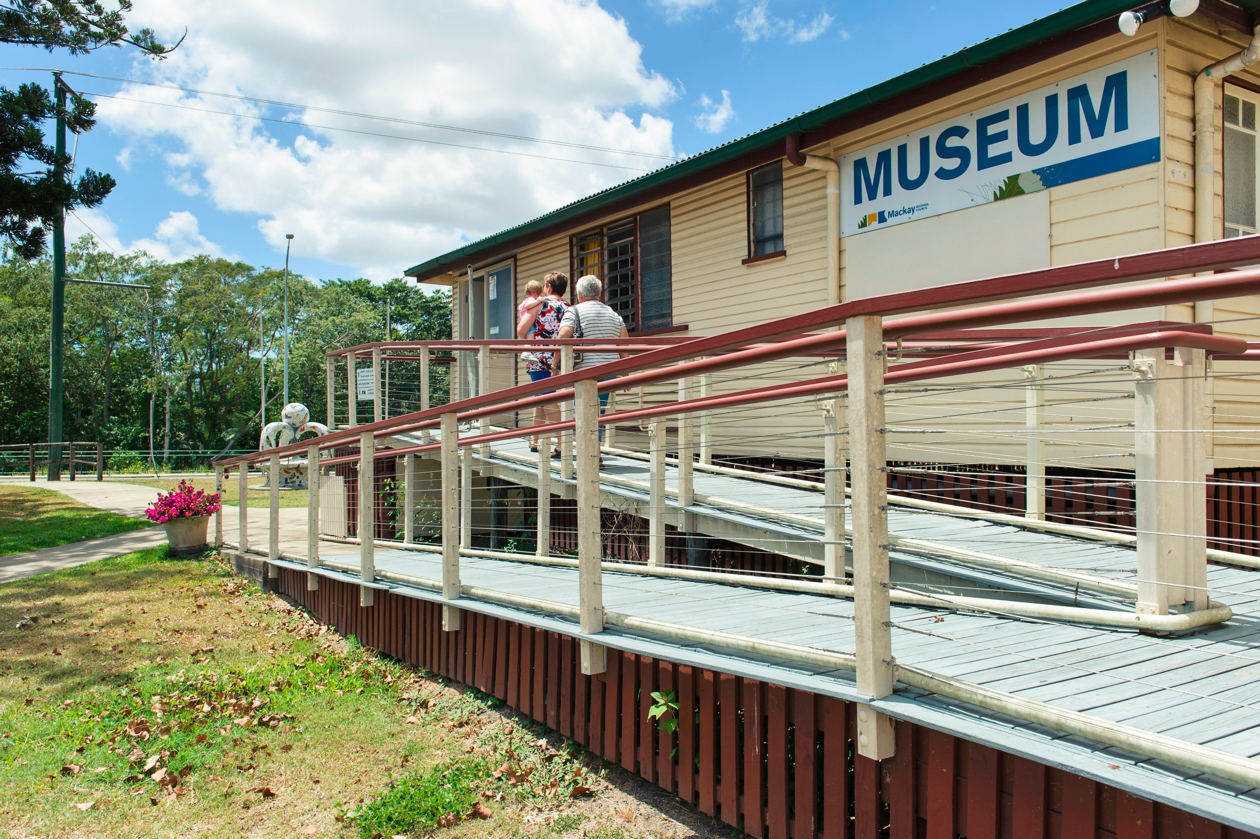 Sarina District Historical Centre - Accommodation Gold Coast