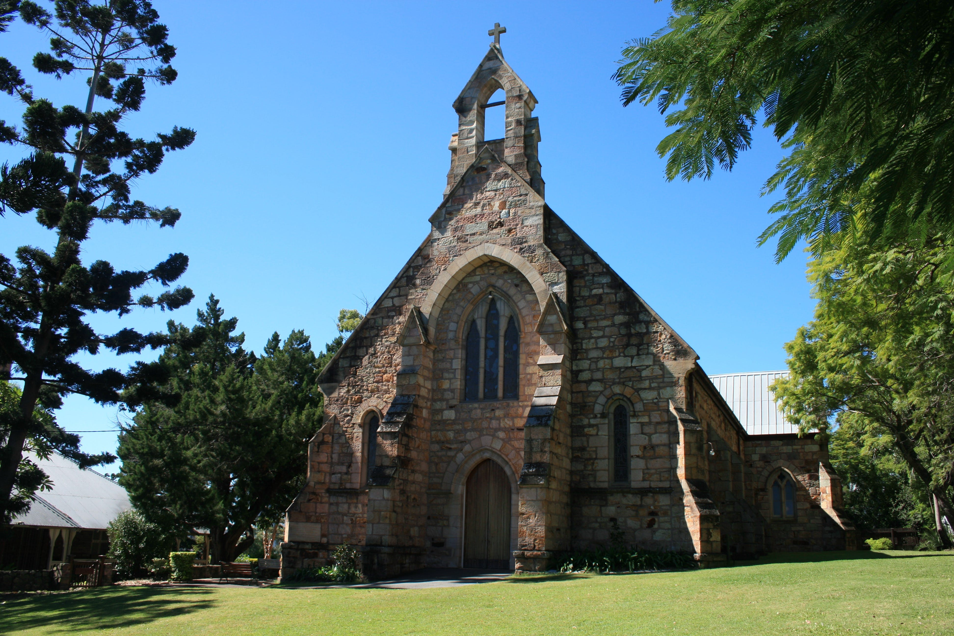 St Marys Anglican Church Memorial Chapel - Accommodation Gold Coast