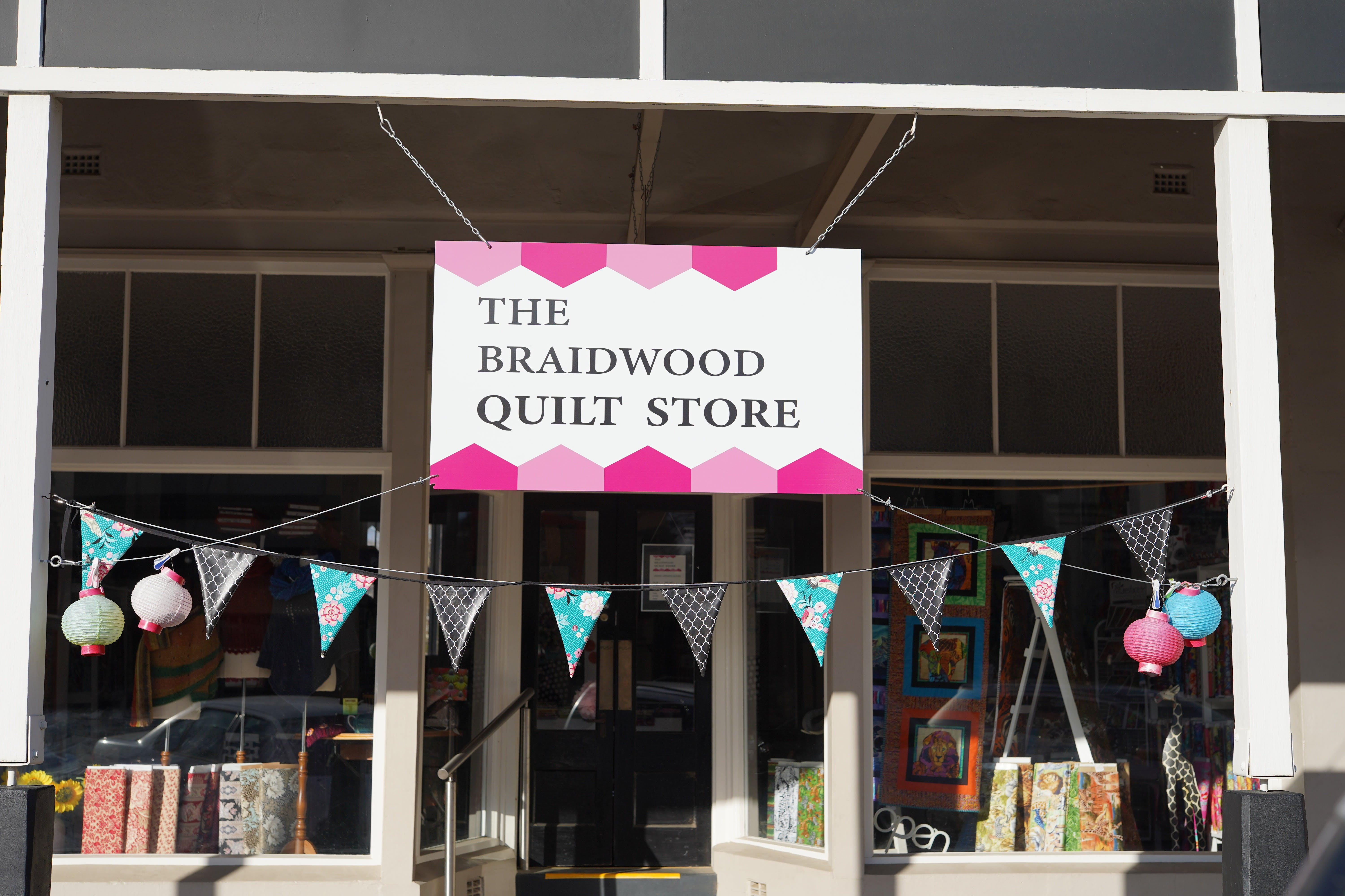 The Braidwood Quilt Store - Accommodation Gold Coast