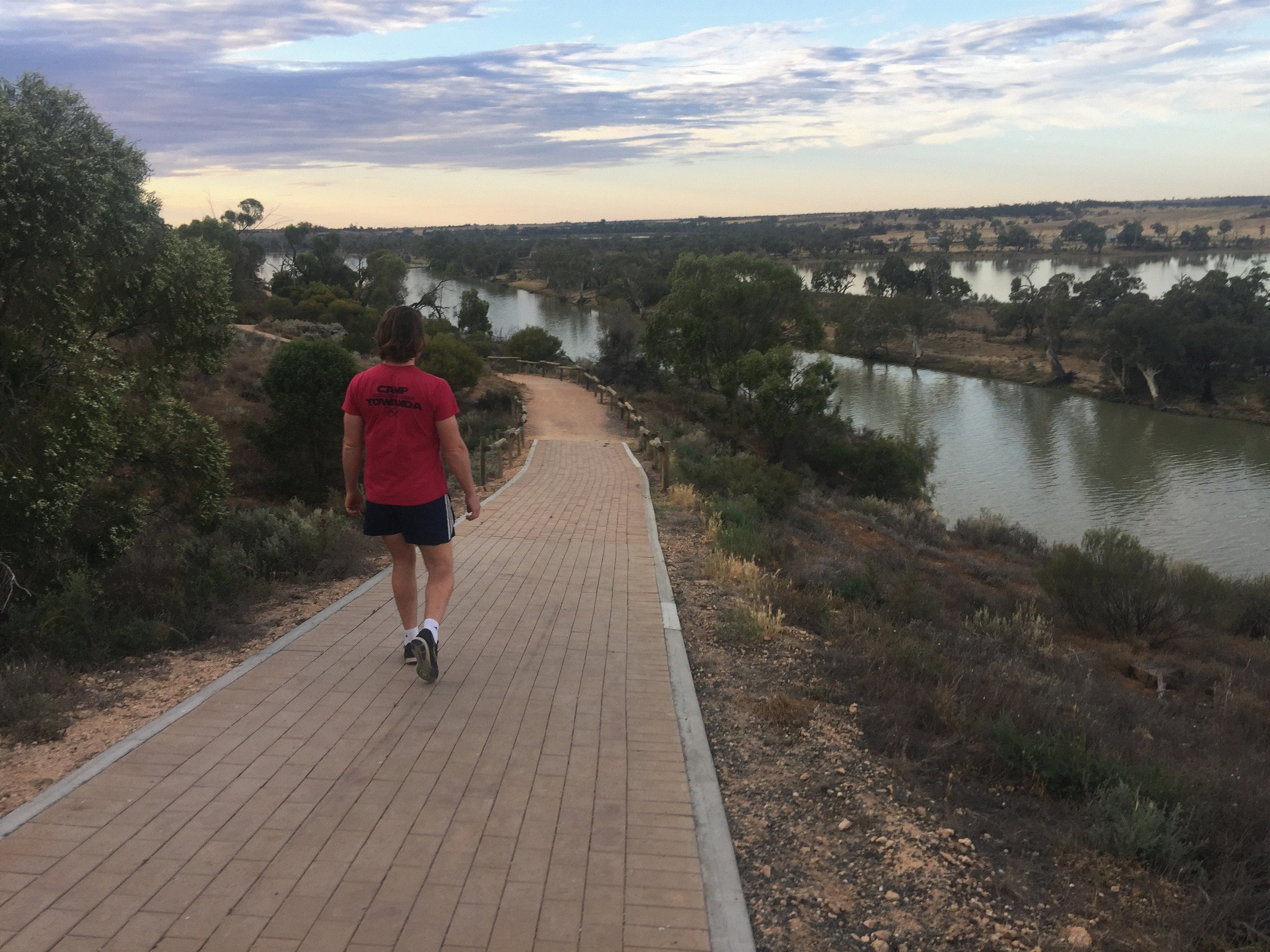 Waikerie Rotary Cliff Top Walk - Accommodation Gold Coast