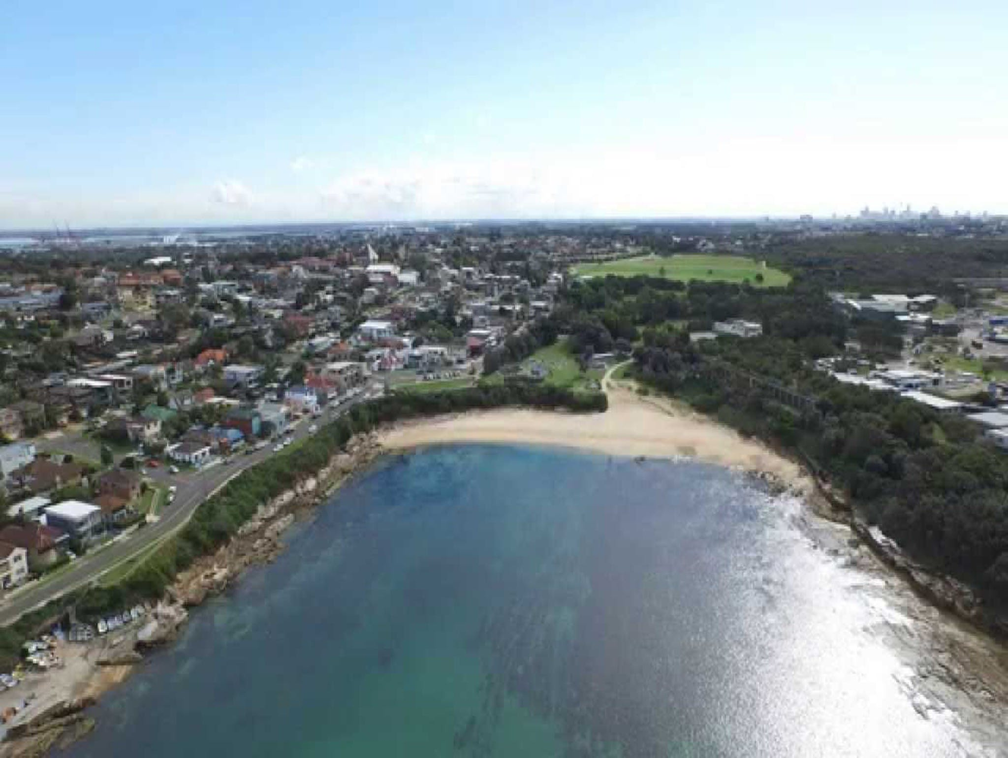 Malabar Beach - Accommodation Gold Coast