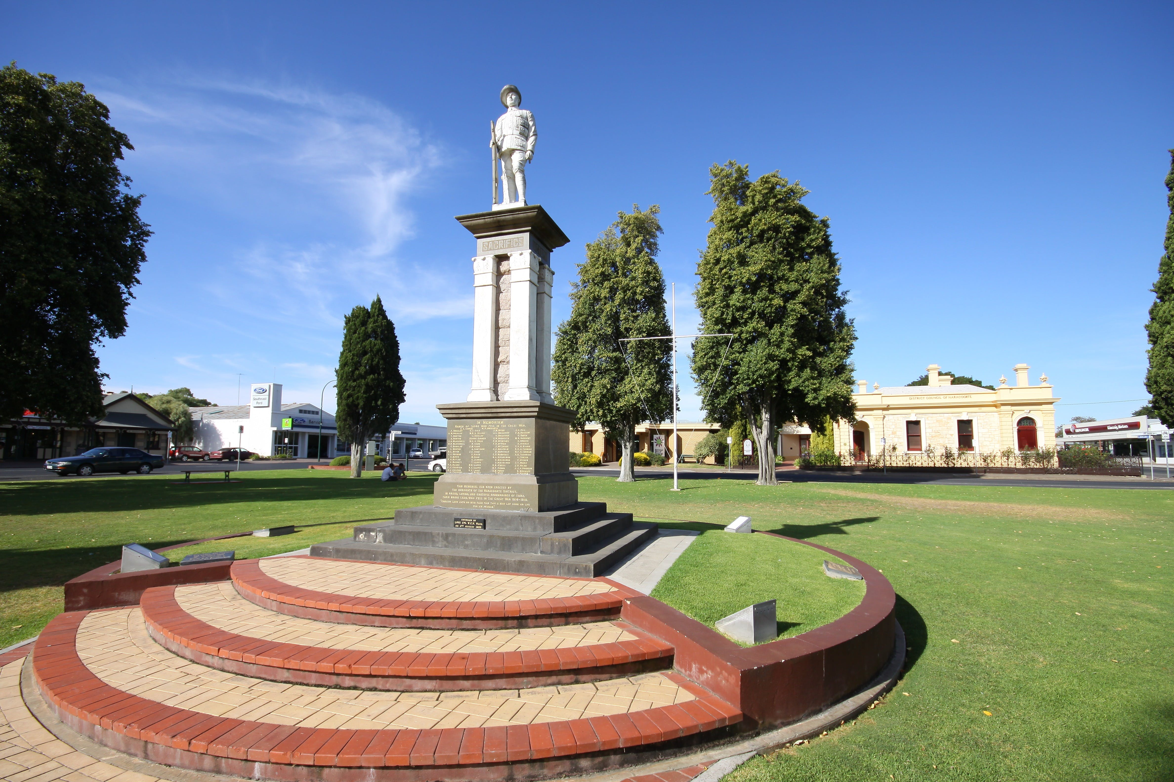 Naracoorte Town Square - Accommodation Gold Coast