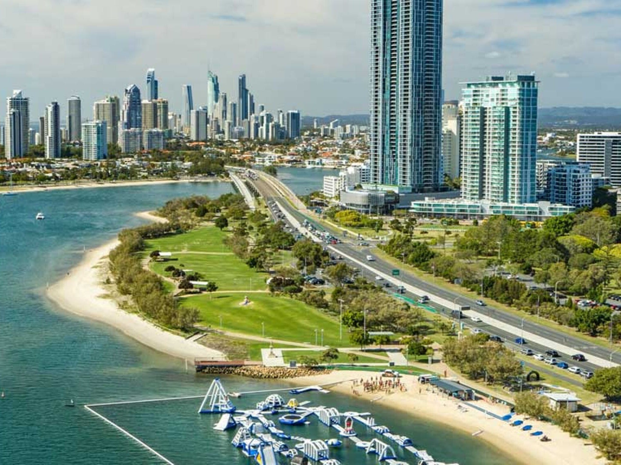 Broadwater Parklands - Accommodation Gold Coast
