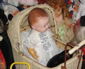Little Darlings Doll Museum and Coffee Shop - Accommodation Gold Coast
