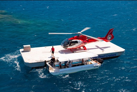 GBR Helicopters - Accommodation Gold Coast