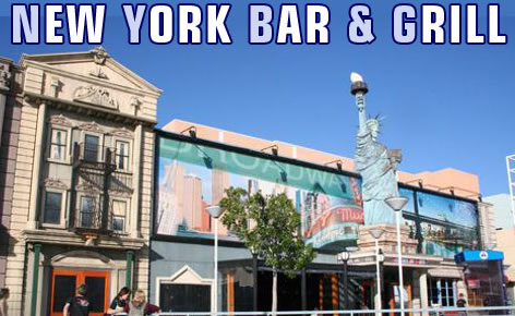 New York Bar  Grill - Accommodation Gold Coast