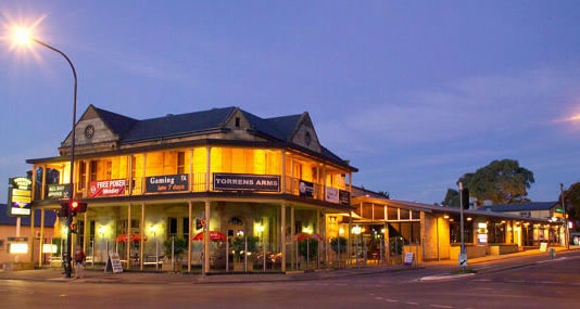 Torrens Arms Hotel - Accommodation Gold Coast