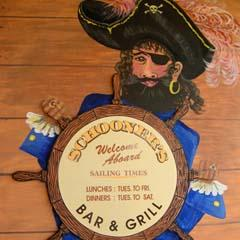 Schooners Bar  Grill - Accommodation Gold Coast