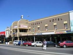 Ararat Hotel - Accommodation Gold Coast