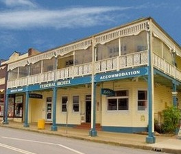 Federal Hotel Bellingen - Accommodation Gold Coast