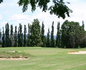 Aberdeen Golf Club - Accommodation Gold Coast