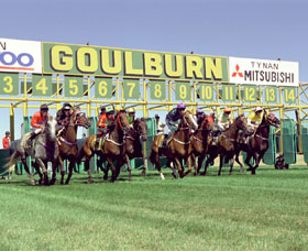 Goulburn and District Racing Club - Accommodation Gold Coast