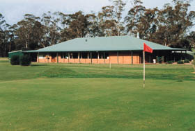 Echunga Golf Club Incorporated - Accommodation Gold Coast