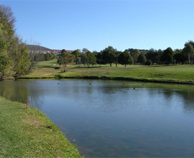 Capital Golf Club - Accommodation Gold Coast
