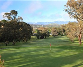 Federal Golf Club - Accommodation Gold Coast