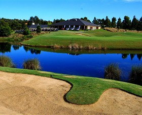 Macquarie Links International Golf Club - Accommodation Gold Coast