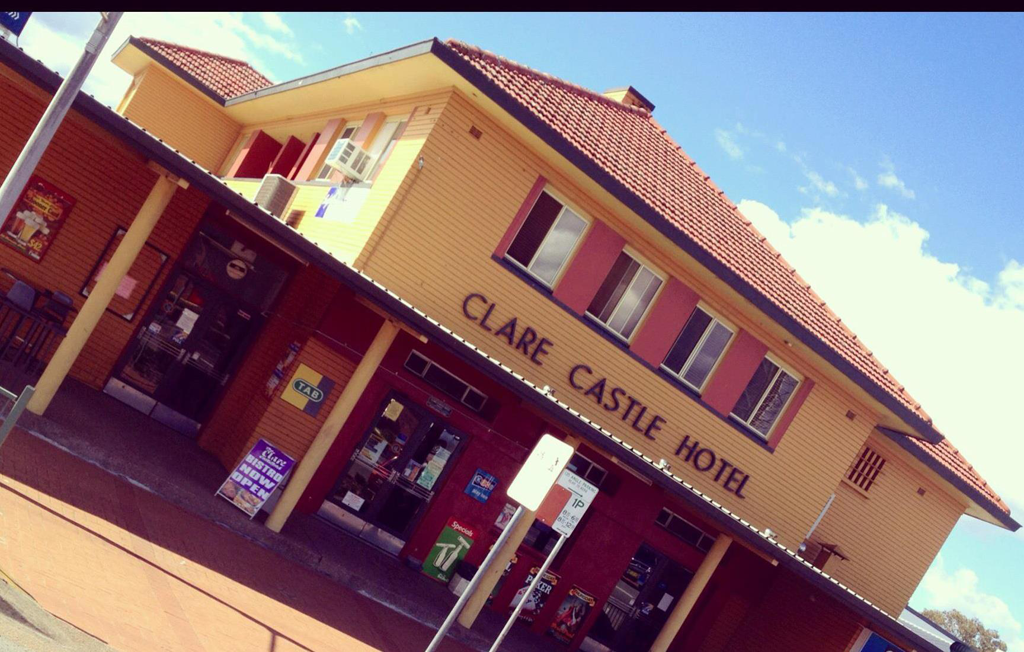 Clare Castle Hotel - Accommodation Gold Coast