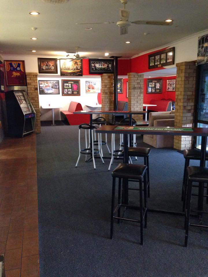 The Back Page Sports Bar  Grill - Accommodation Gold Coast
