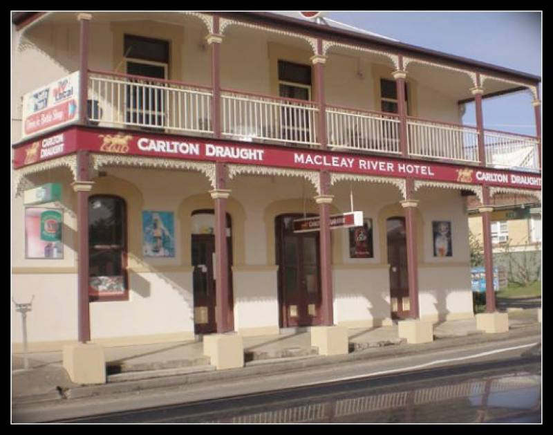 Macleay River Hotel - Accommodation Gold Coast