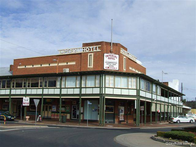 Imperial Hotel Coonabarabran - Accommodation Gold Coast