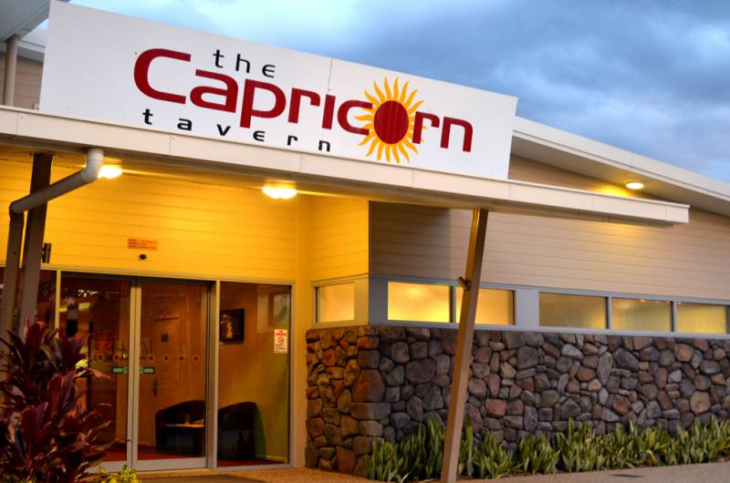 Capricorn Tavern - Accommodation Gold Coast