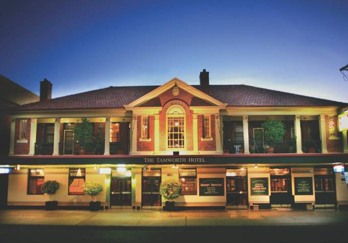Tamworth Hotel - Accommodation Gold Coast