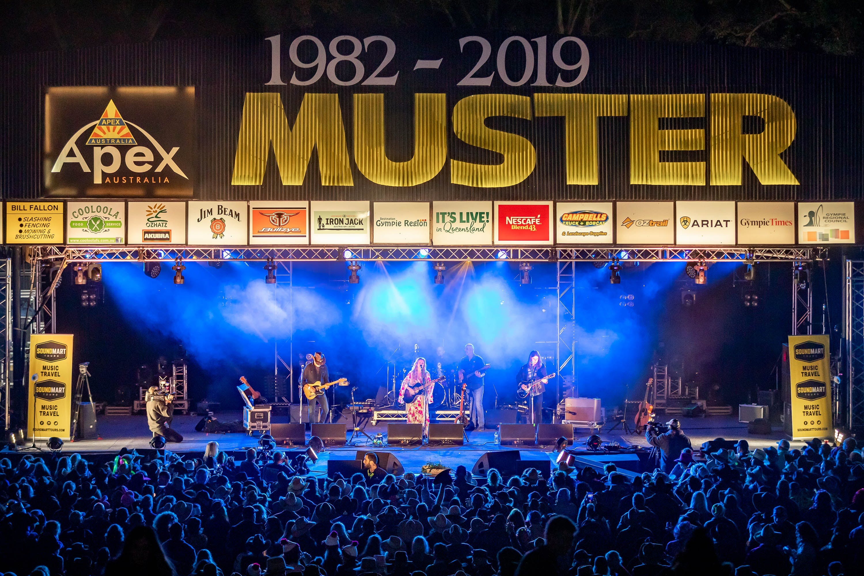 Gympie Music Muster - Accommodation Gold Coast