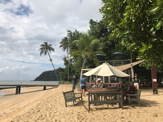 Sunset Bar Dunk Island - Accommodation Gold Coast